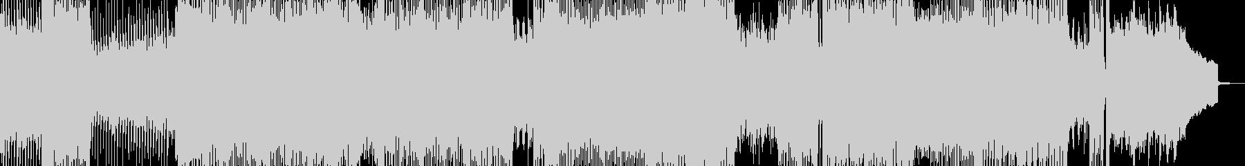 ハッピーな雰囲気に適したテクノ 短尺+★の未再生の波形