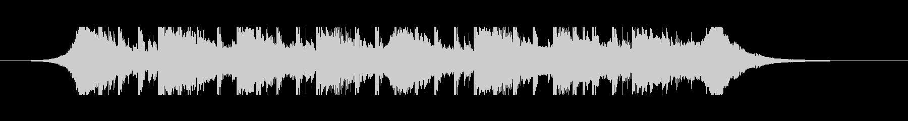 医学的背景(30秒)の未再生の波形