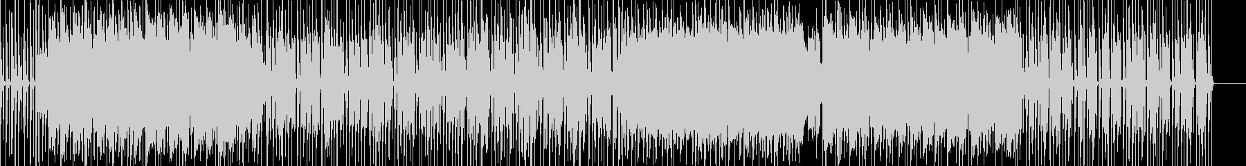 現代的なJpopの未再生の波形