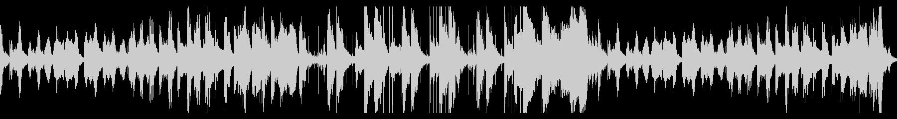笛・木琴のほのぼの可愛いコミカルループ曲の未再生の波形