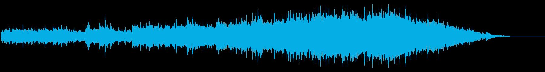 ピアノ・バラード感傷的ピアニズムの調べの再生済みの波形