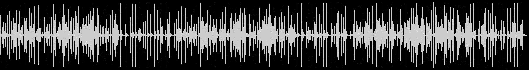 【ループ版】YouTube ハーモニカの未再生の波形