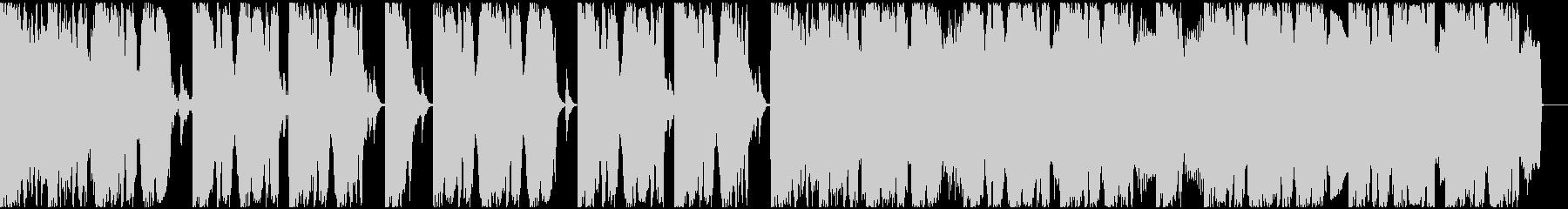 【EDM】ロング9、ジングル3の未再生の波形