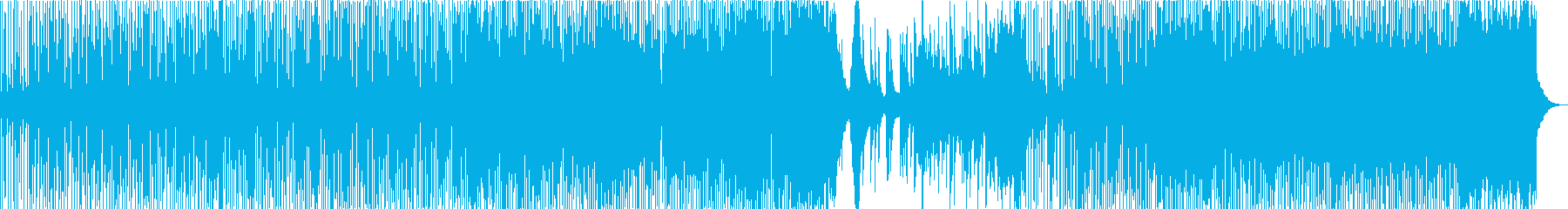軽快かつ怪しげなスイングジャズの再生済みの波形