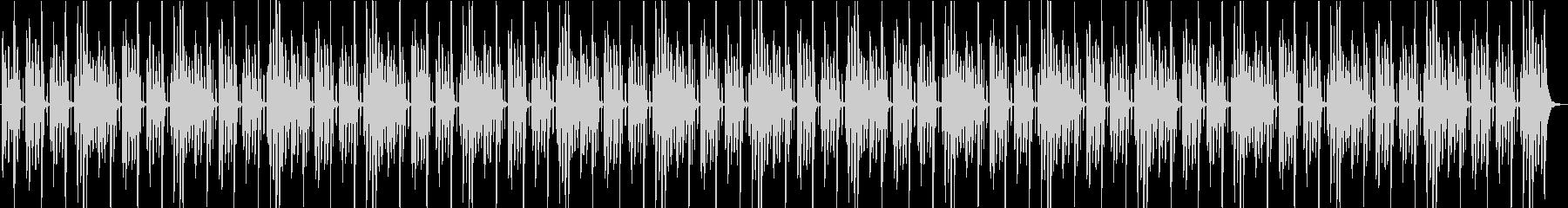 キッズシンキングタイムや実験のBGMの未再生の波形