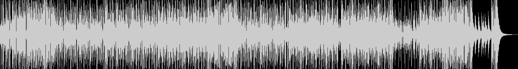ご機嫌 ファンキーな映像に合うジャズ Aの未再生の波形