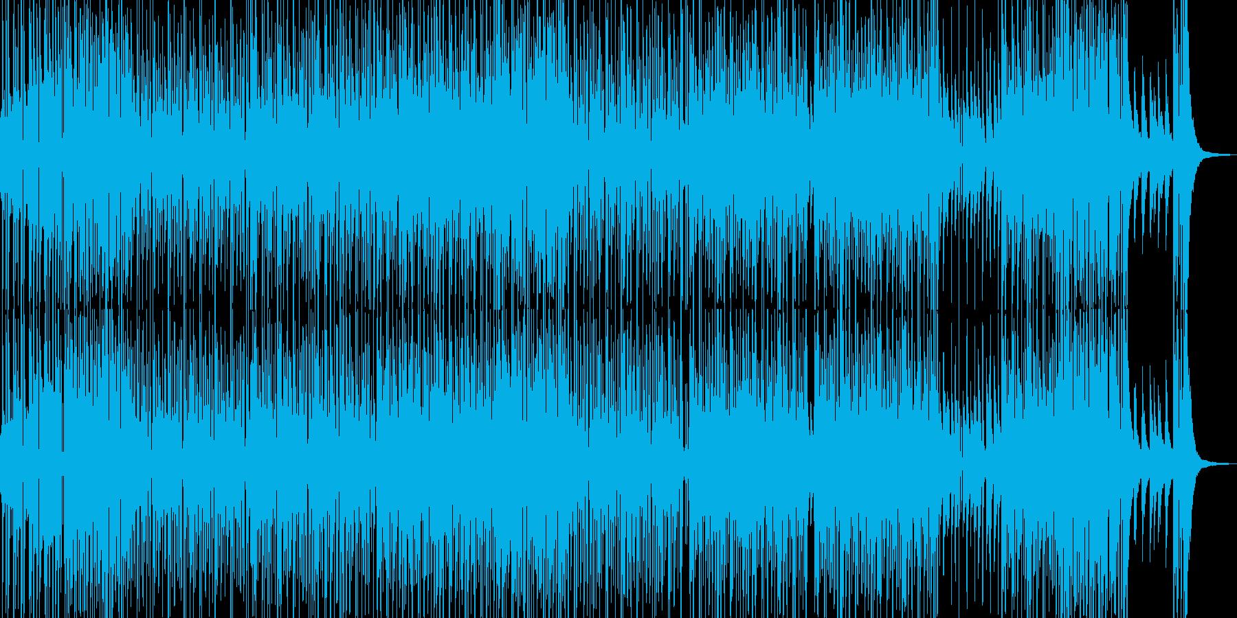 シャレたリズムのアダルティなR&B Aの再生済みの波形