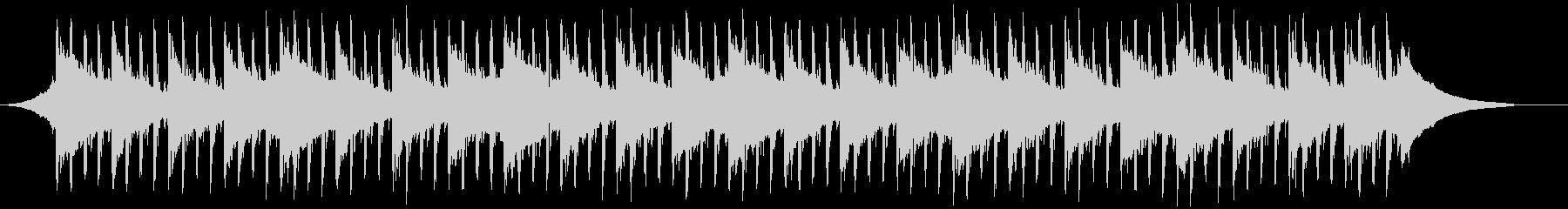 最小(60秒)の未再生の波形