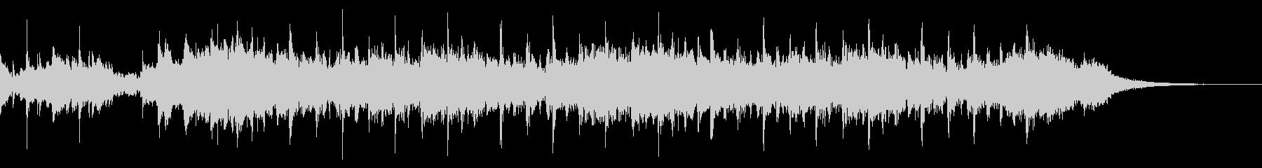 洋楽ポップス1(30秒 SNS)の未再生の波形