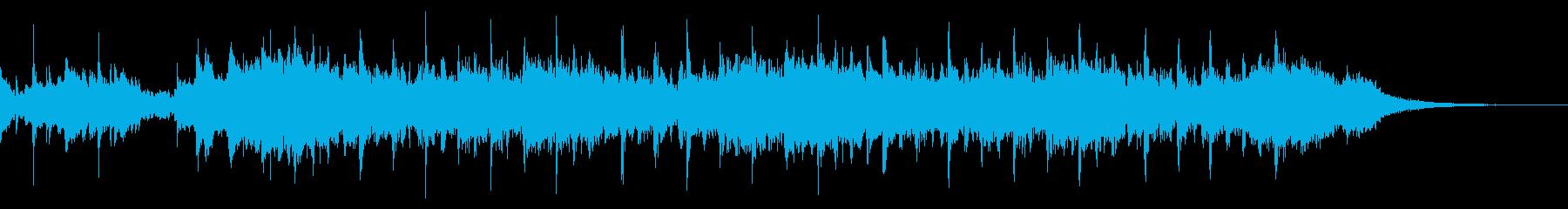 洋楽ポップス1(30秒 SNS)の再生済みの波形