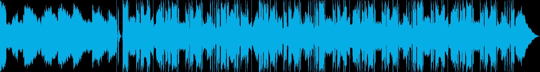 おしゃれで落ち着いたLofiなチルアウトの再生済みの波形