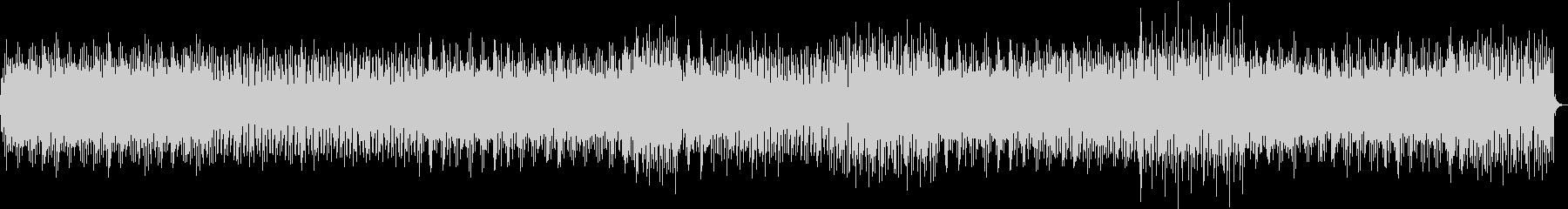 16BeatのTablaに載せたテクノ調の未再生の波形