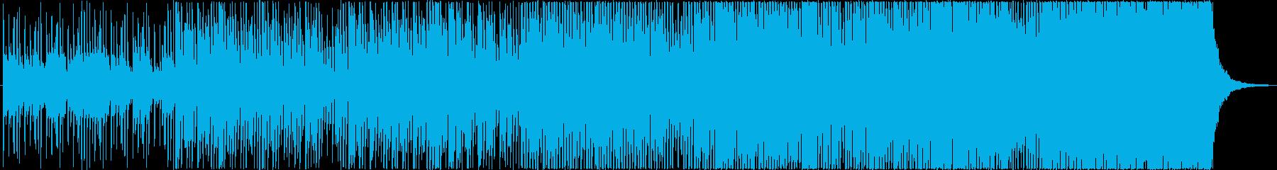 切ないメロディーが印象的なバラードの再生済みの波形