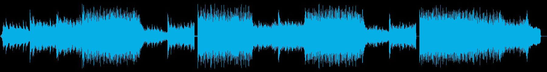 ドラマ 感動 メロディ 劇伴 メロ無版の再生済みの波形