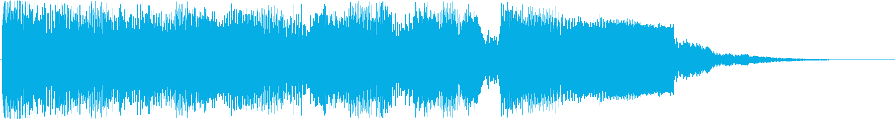 Cute jingle for recorder and piano's reproduced waveform