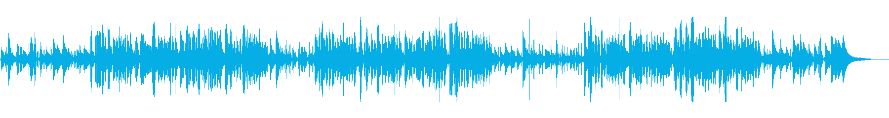 クリスマス曲をプロがボサノヴァ編曲で歌うの再生済みの波形