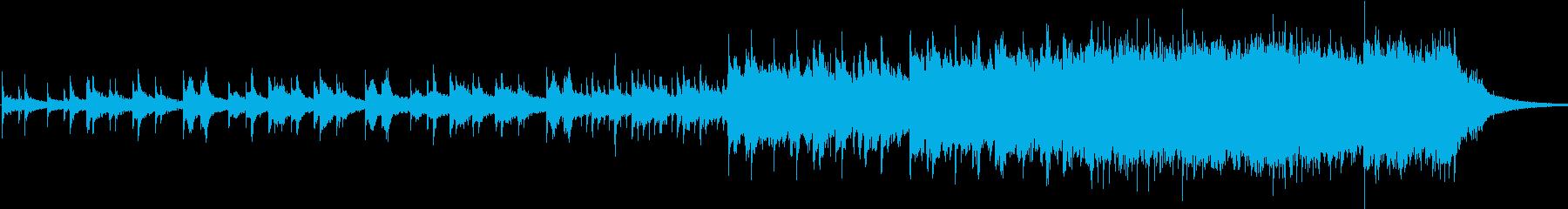 プログレッシブ 交響曲 荘厳 ファ...の再生済みの波形