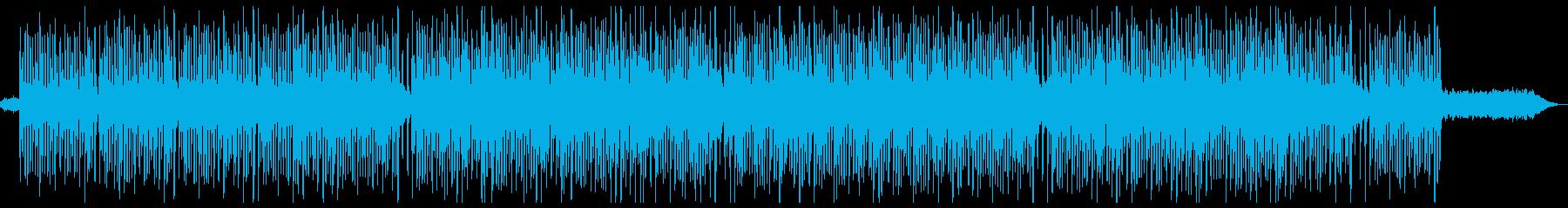 528Hz自然とオルゴールの瞑想BGMの再生済みの波形