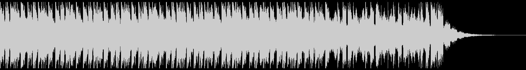 ハッピーサマー(ショート1)の未再生の波形
