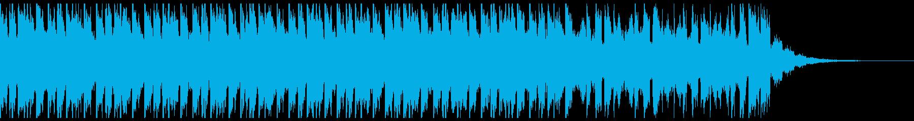 ハッピーサマー(ショート1)の再生済みの波形