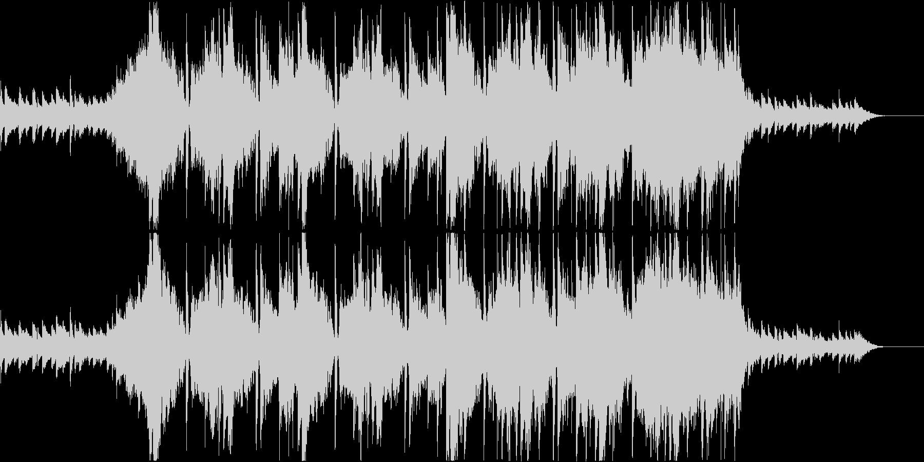 ラウンジ まったり 実験的 アンビ...の未再生の波形