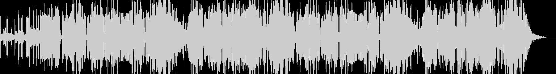 【CM】ダークな雰囲気を演出した一曲 の未再生の波形