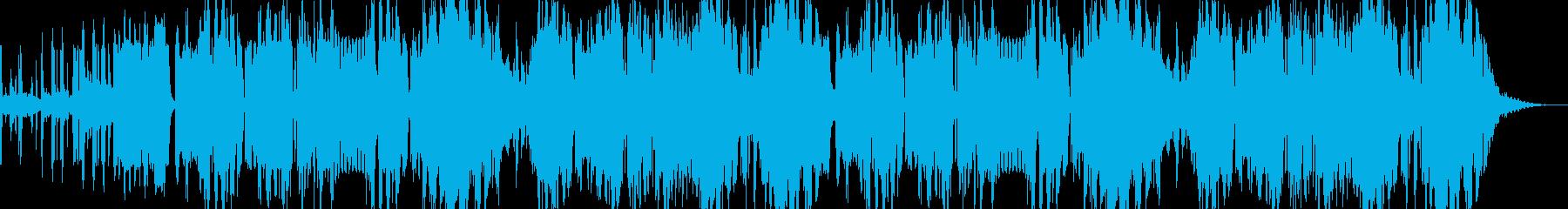 【CM】ダークな雰囲気を演出した一曲 の再生済みの波形