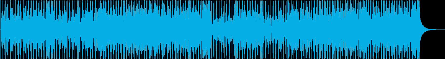 ハッピー、チルドレンの再生済みの波形