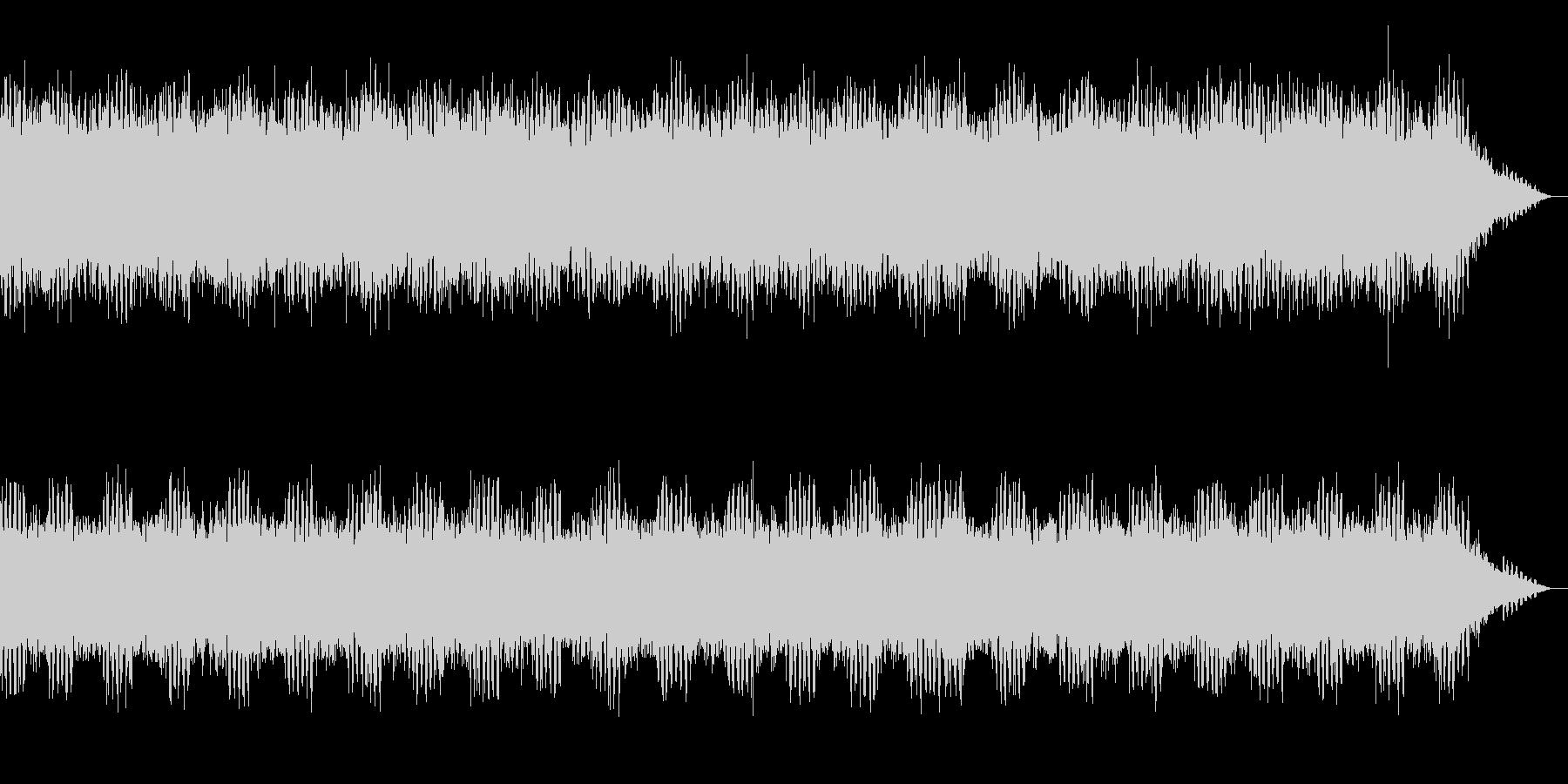 【生録音】夏の虫たちの鳴き声 1 の未再生の波形