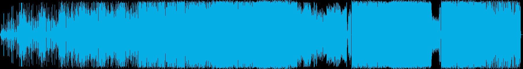 エネルギー。イントロ合唱団と濃厚な...の再生済みの波形