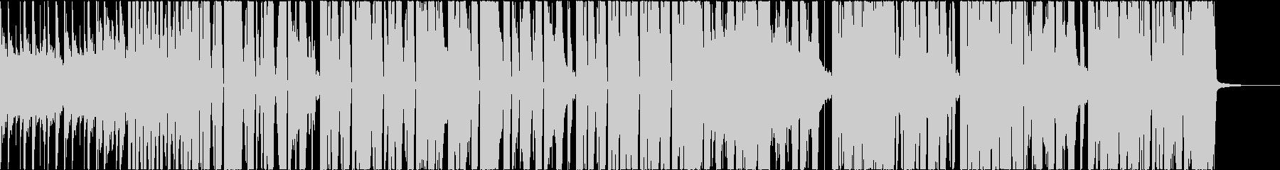 ダブステップ 積極的 焦り シンセ...の未再生の波形