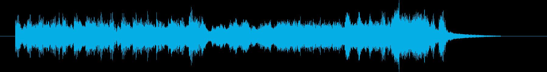 「サクセス」 アレンジ bの再生済みの波形