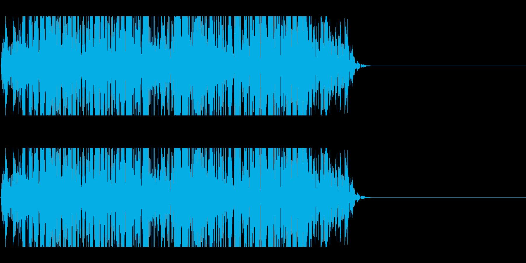 ズバッと斬る_05(刀・刺す・斬撃系)の再生済みの波形