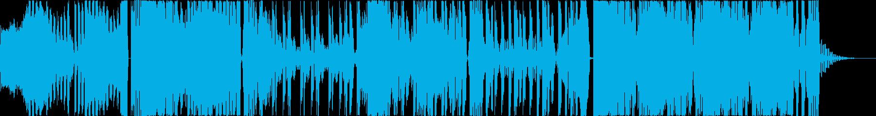 ブチアゲ/HipHop/シンセの再生済みの波形