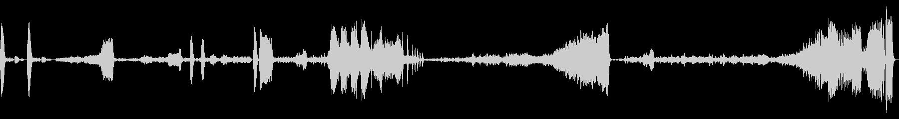 ロッシーニの代表的なオペラの未再生の波形