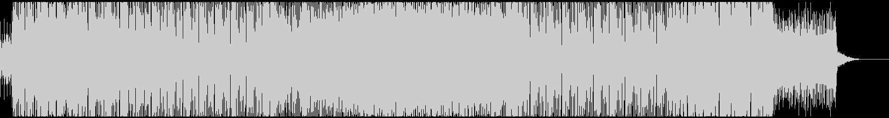近未来的なエレクトロファンク(ショート)の未再生の波形