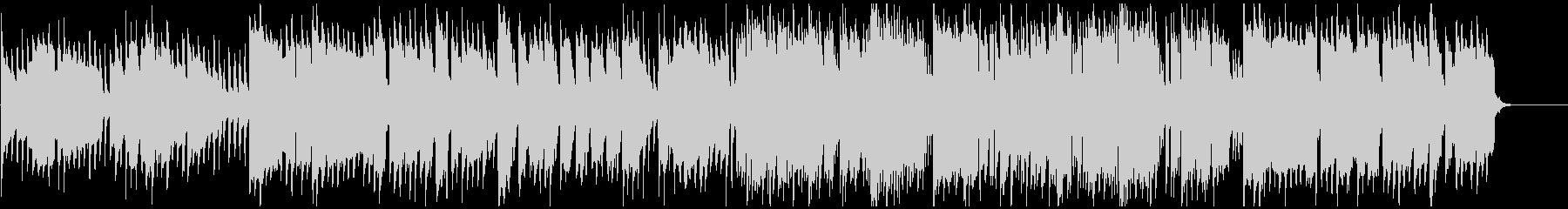 キラキラ音+クラリネットの妖精系BGMの未再生の波形