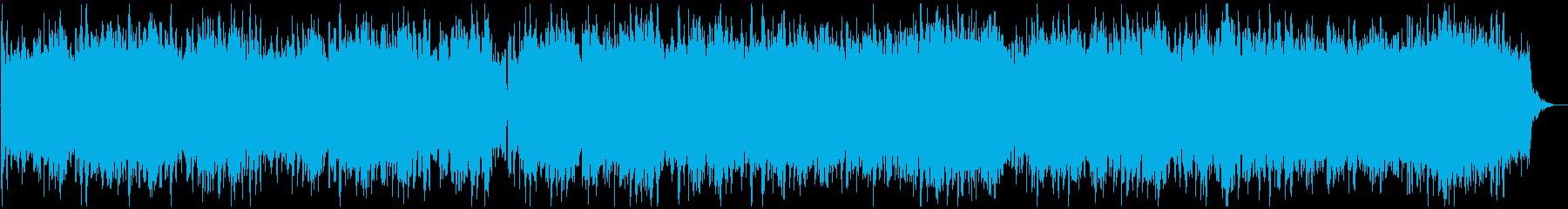 バッハ G線上のアリア オルガン 荘厳の再生済みの波形