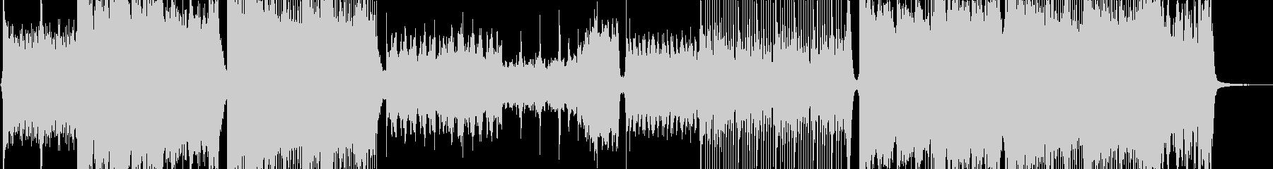 Overture-華やかなオーケストラ曲の未再生の波形