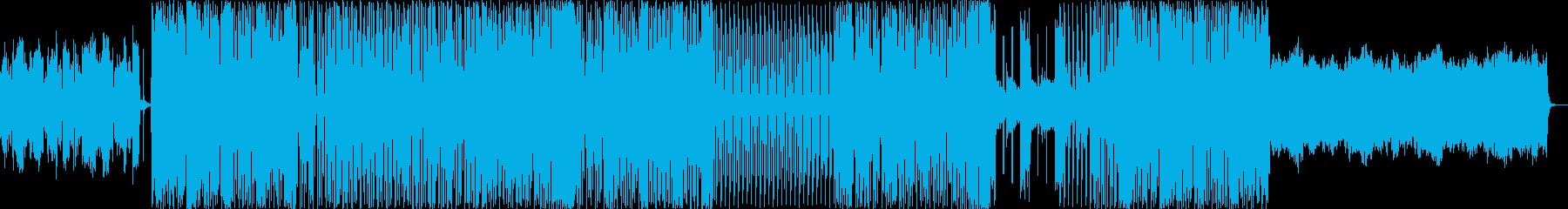 店舗・CM系エモめなDiscoPopの再生済みの波形