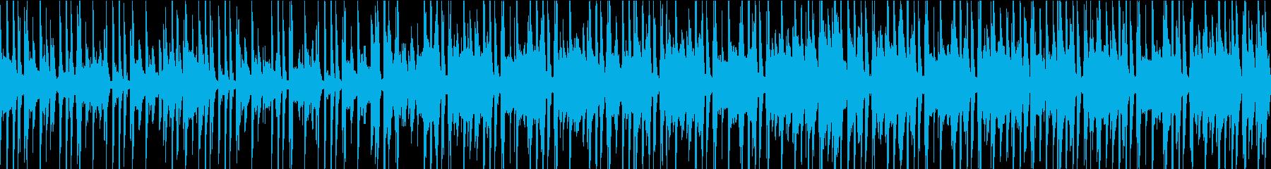 サラサラ ジャズ ファンク Hip...の再生済みの波形