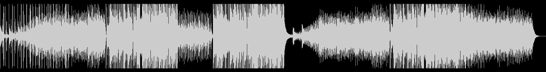 和風トラップトラック(三味線)の未再生の波形