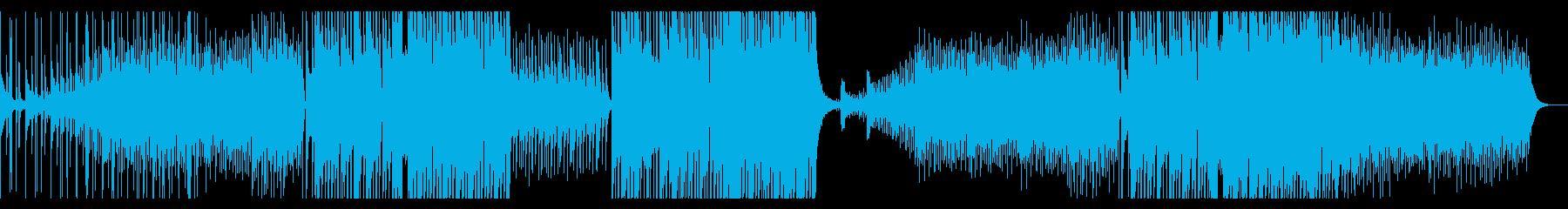 和風トラップトラック(三味線)の再生済みの波形
