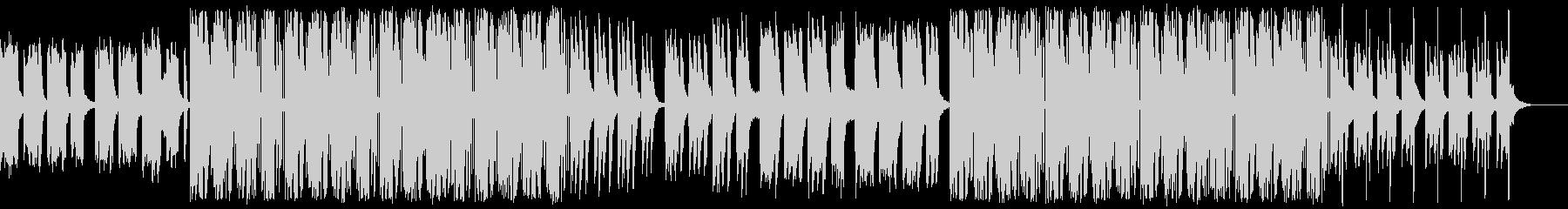エレクトロポップ、フューチャー、EDM系の未再生の波形