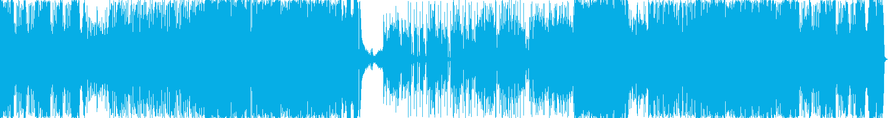 ルパン三世風ジャズの再生済みの波形