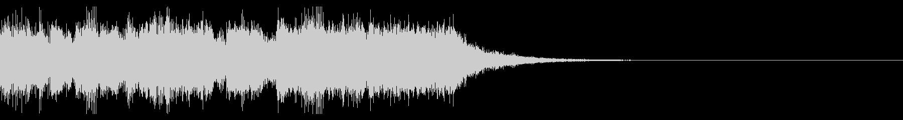 ファンファーレ_02の未再生の波形