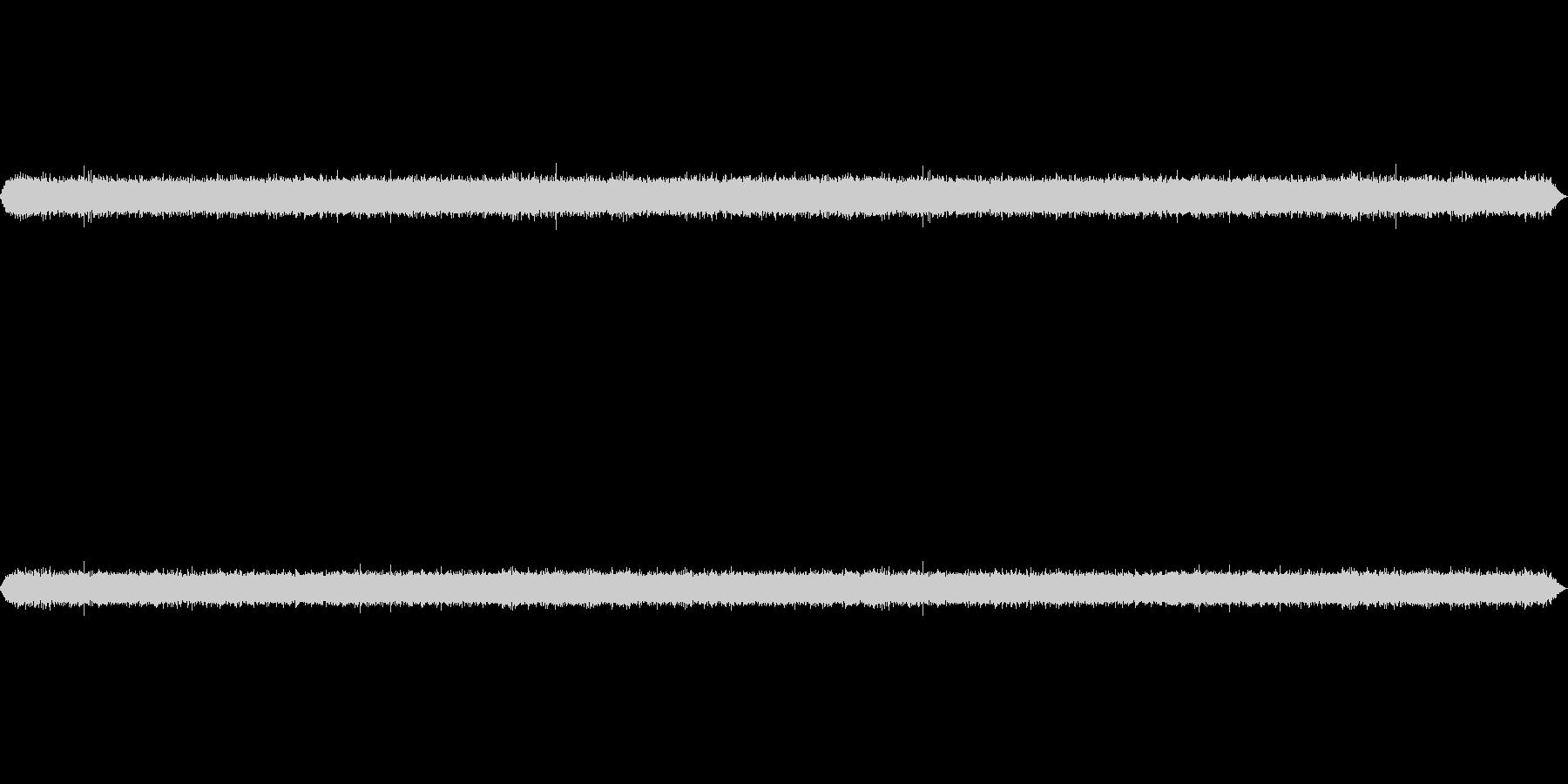滝音~小さめの滝 3 【生録音】の未再生の波形