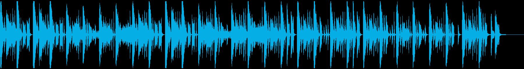 モノづくり、機械、ポップ、情報、説明Sの再生済みの波形