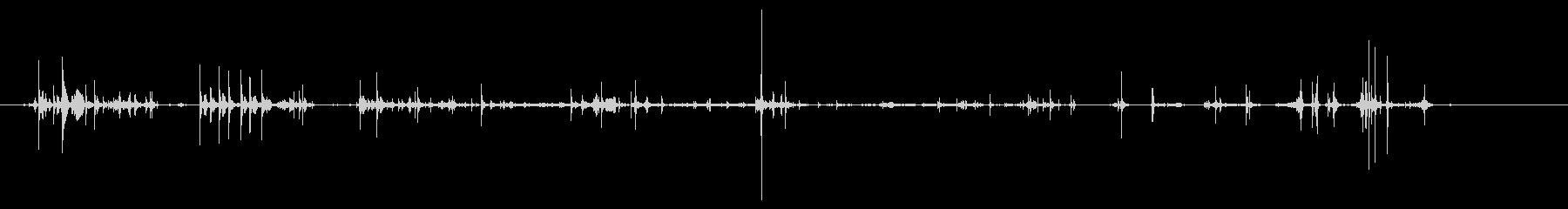 Rolodexファイリングシステム...の未再生の波形
