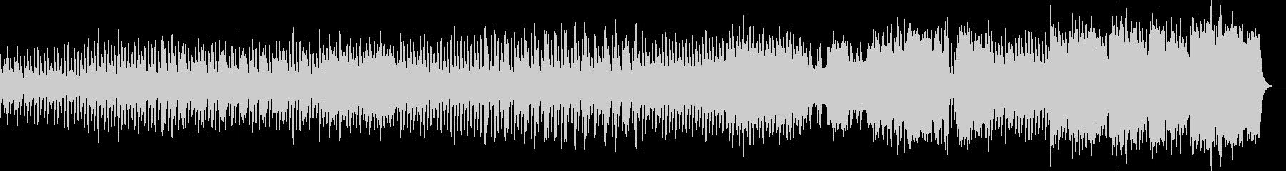 ワルツでしっとり系の不気味・ホラーの曲の未再生の波形
